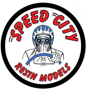 Logo for Speed City Resin Models