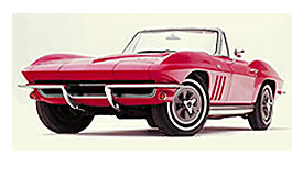 Complete Corvette – 1950's to 2000