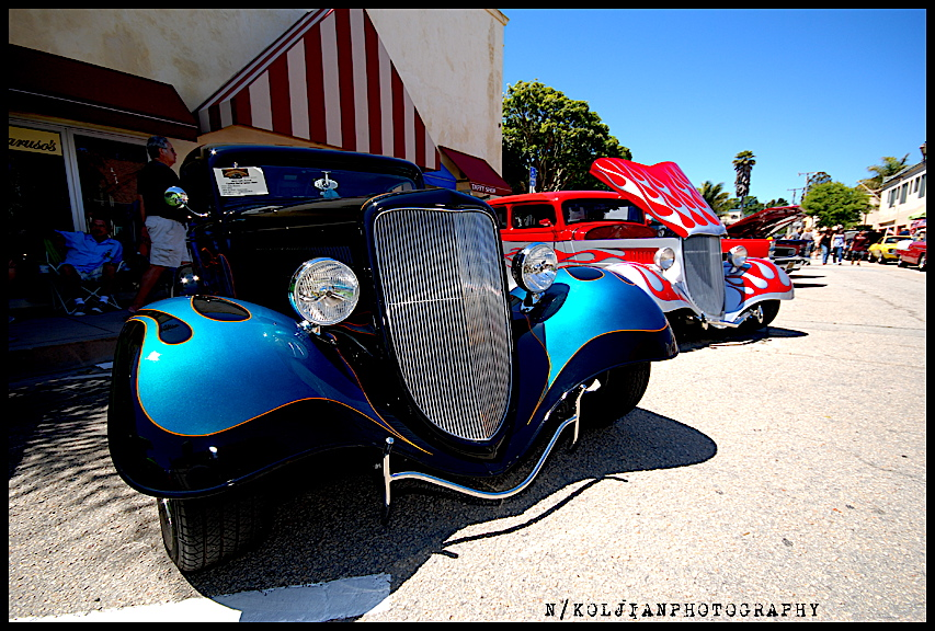 Hot Rod and Custom Car Show Pictures in Capitola | MyRideisMe.com