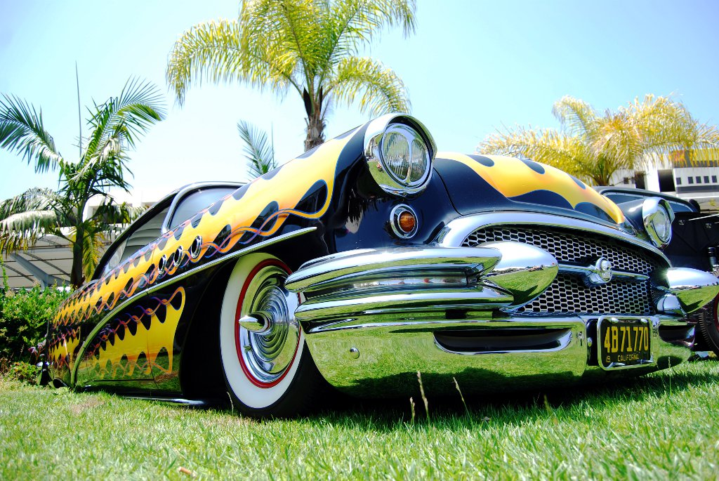 hot rods, custom cars, kustom, ink and iron, car show, rockabilly