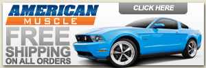 AmericanMuscle.com, Mustangs, SN95, S197, hot rod parts
