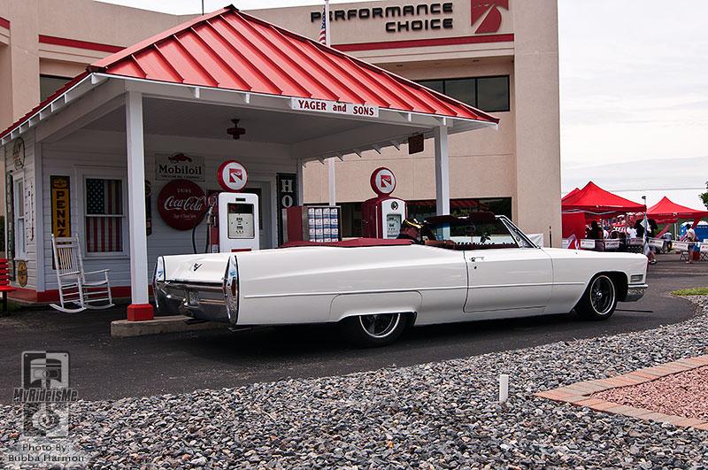 Cadillac at Mid America Motorworks