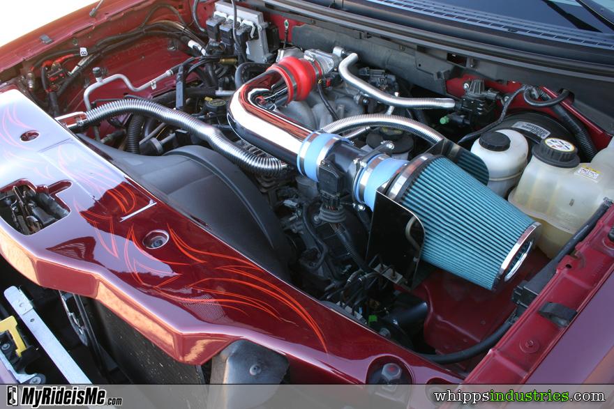 V8, Ford, Triton, F-150