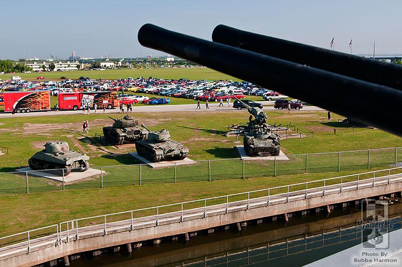 HRPT at the USS Alabama