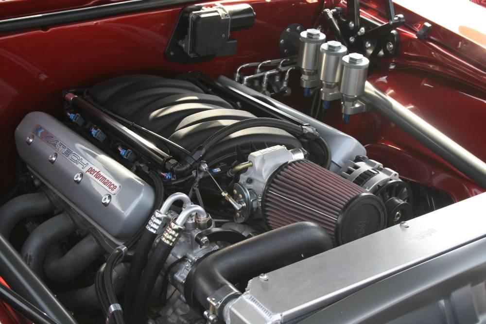 OneLapCamaro, small block chevy, LS7, 427ci, Camaro RS, Pro-Touring Camaro