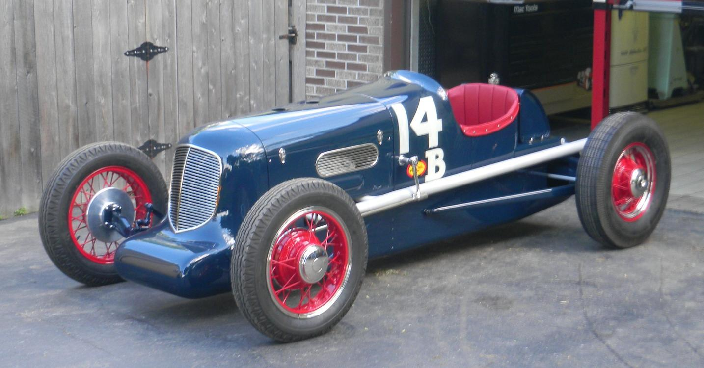 1941, Lakes Roadster, Stromberg 97 Carbs, Phil Remington