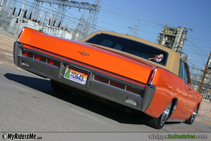 Continental, Taillights, Vinyl, House of Kolor