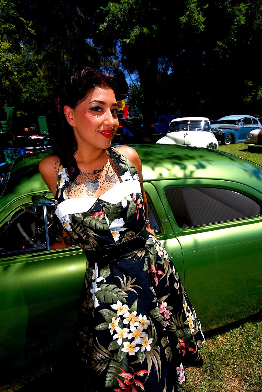 NorCal Knockout Car Show Pictures -Knockout Pinups