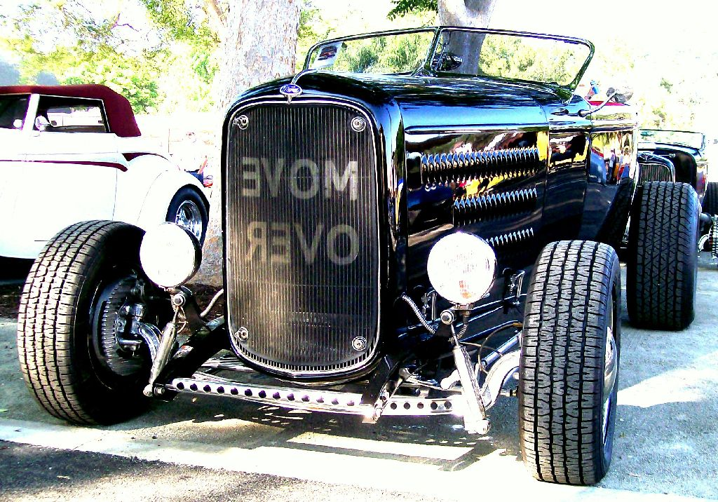 Is that Hot Rod a Roadster! Or Highboy? Or Phaeton? | MyRideisMe.com
