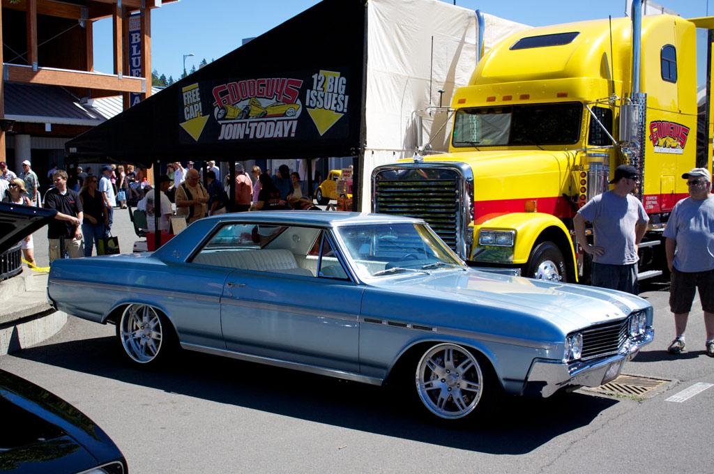 1964 Buick Skylark,pro-touring,LS2,Goodguys Puyallup