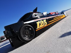Bonneville Speed Week 2010 Baddest Race Cars #1