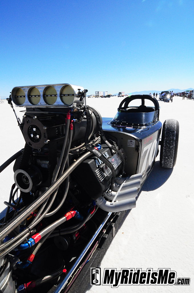 Speed Week 2010, Bonneville Salt Flats, Set a record