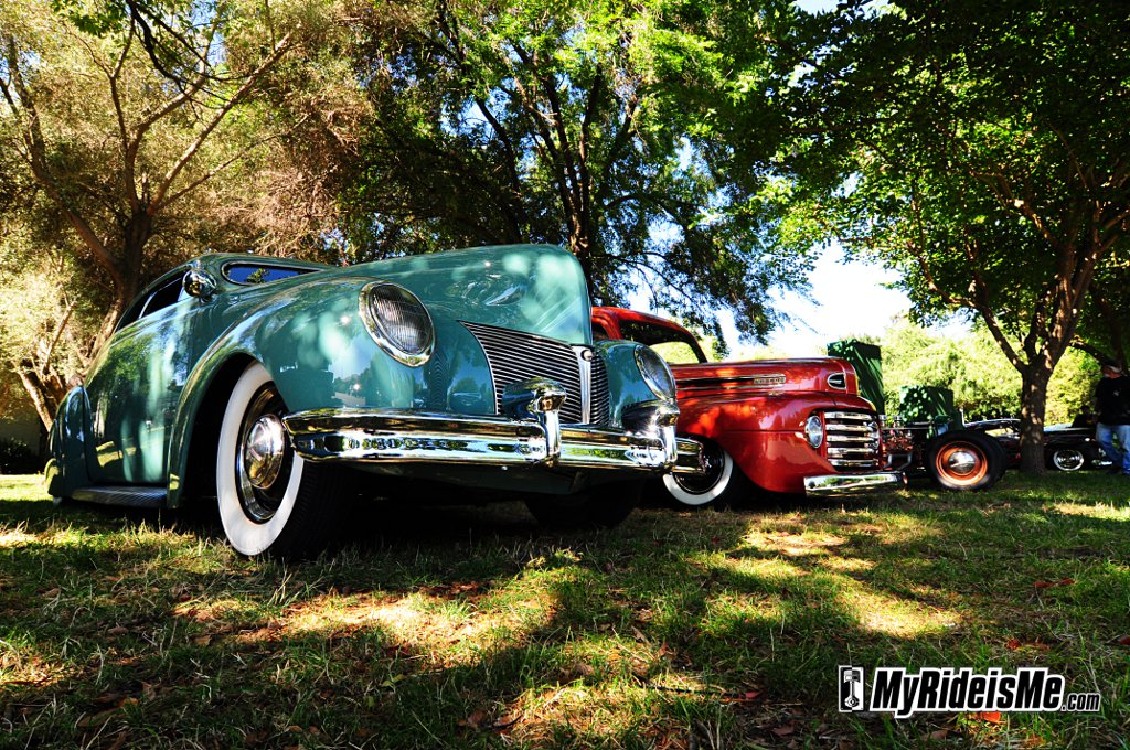 hot rods, customs and good times at NorCal Knockout