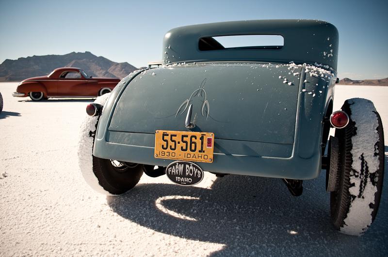 Speed Week 2010, Farm Boys Car Club, hot rods
