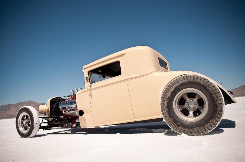 Speed Week 2010, Hemi powered, 1931 Hudson, 3 window coupe, hot rod