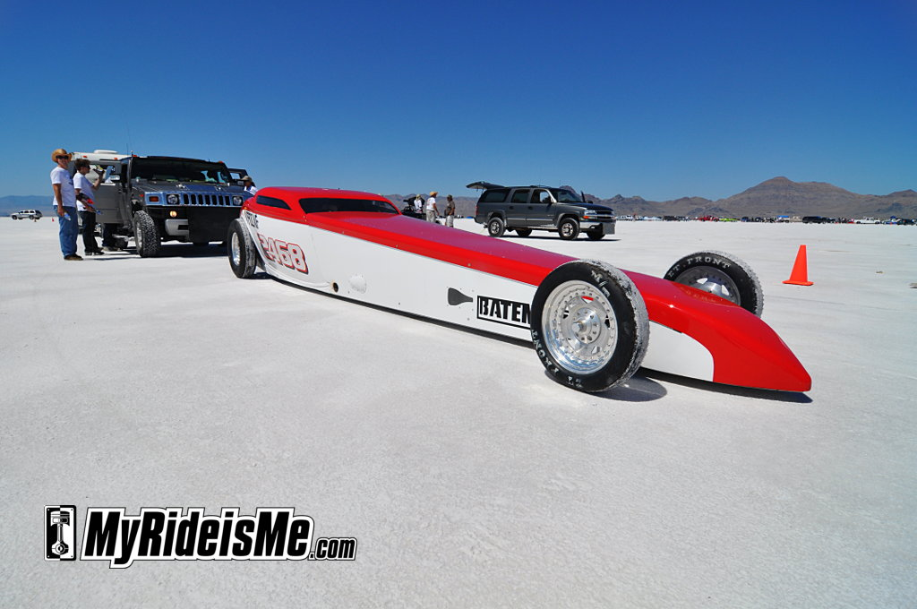 Speed Week 2010, Bonneville Salt Flats, Competition Coupe