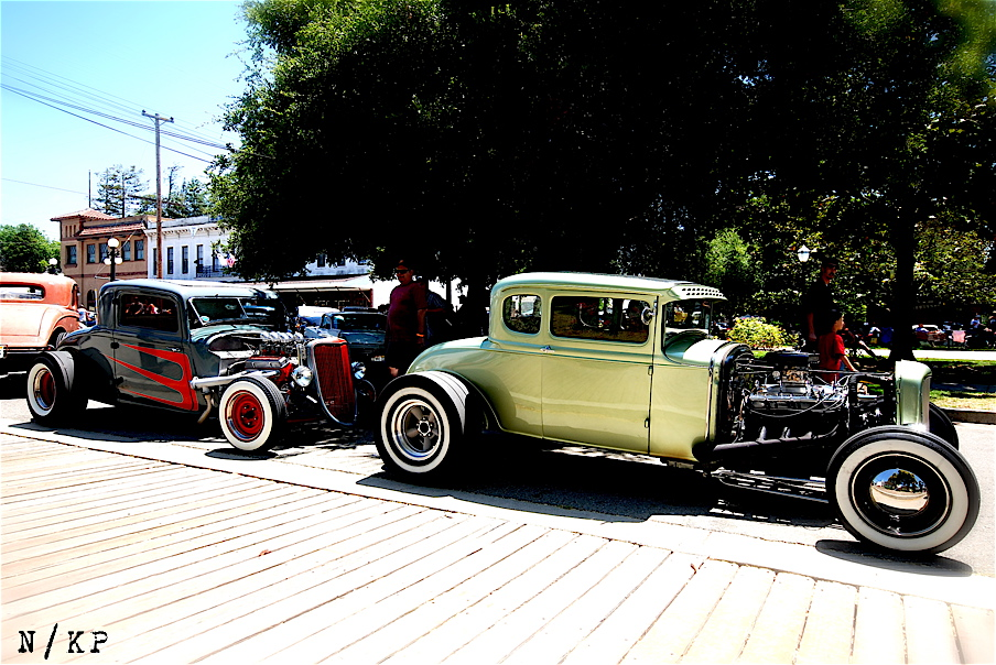 Hot Rods and Customs at the 2010 Strangers\' Car Show | MyRideisMe.com