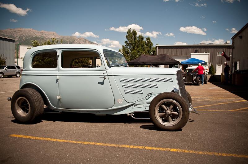 1933 Ford, Street Rod, Speed Week