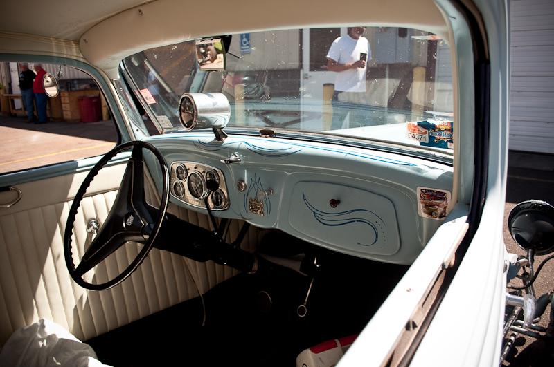 1933, Ford Tudor, Ed Roth, pinstriping
