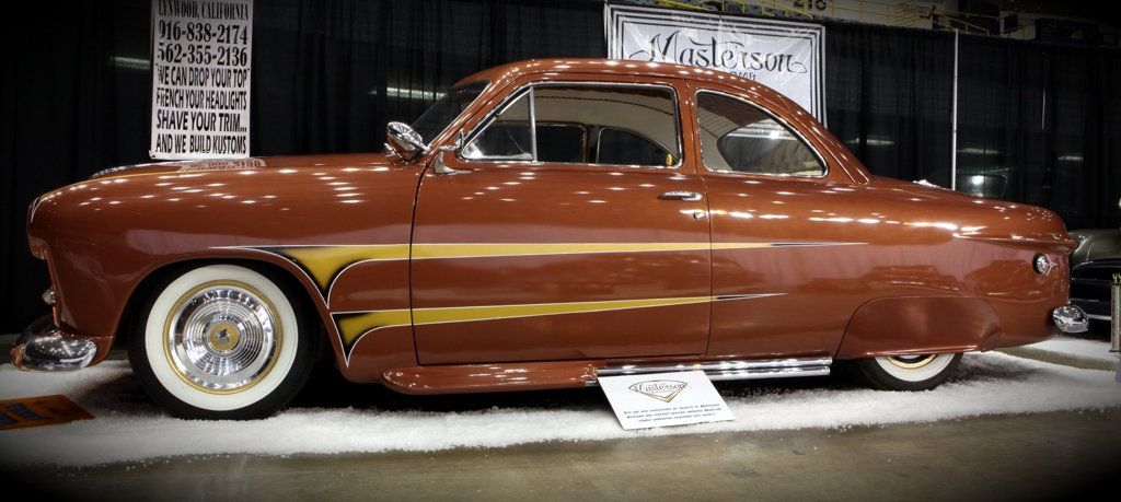 1949 Ford Business Coupe, 2010 Motorama, Custom Car pic