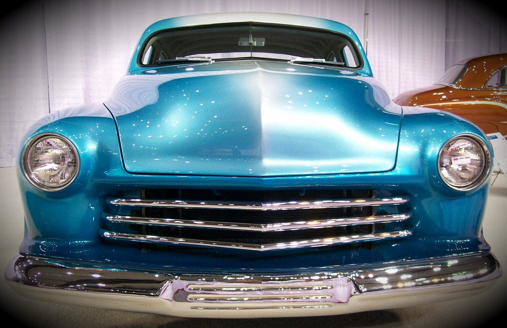 1951 Mercury, custom cars, motorama