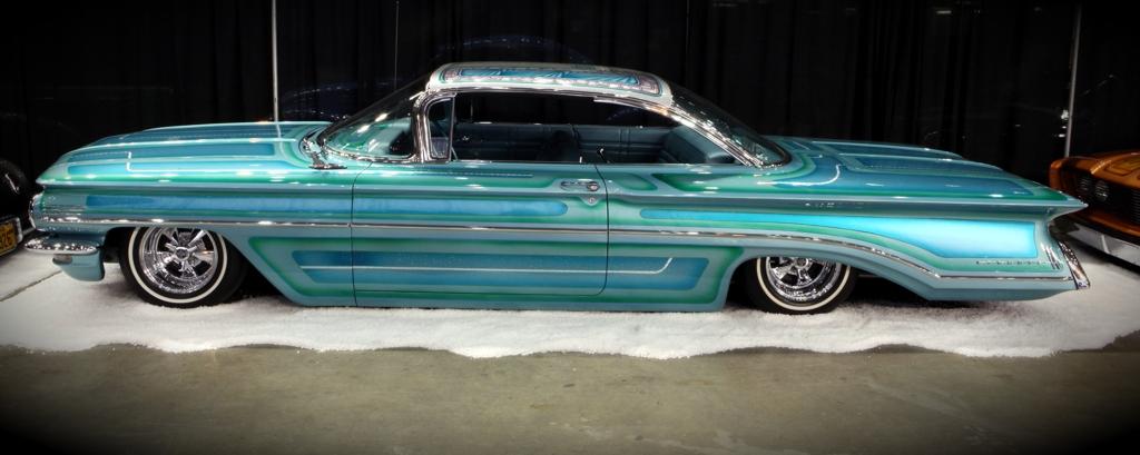 1960 Oldsmobile Autoholics Lowrider