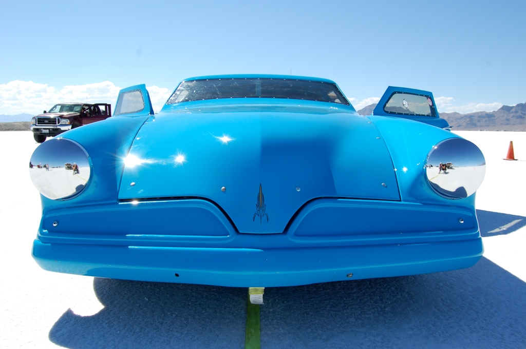 Studebaker Coupe, Front End, 1953 Studebaker
