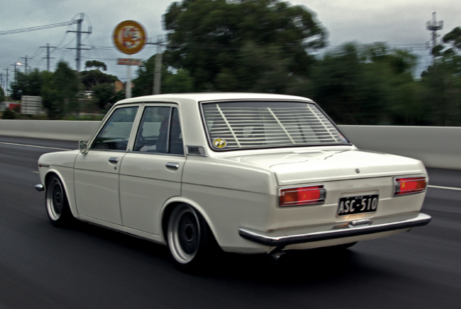 Datsun 510 A Japanese Classic Built To Be Driven Myrideisme Com