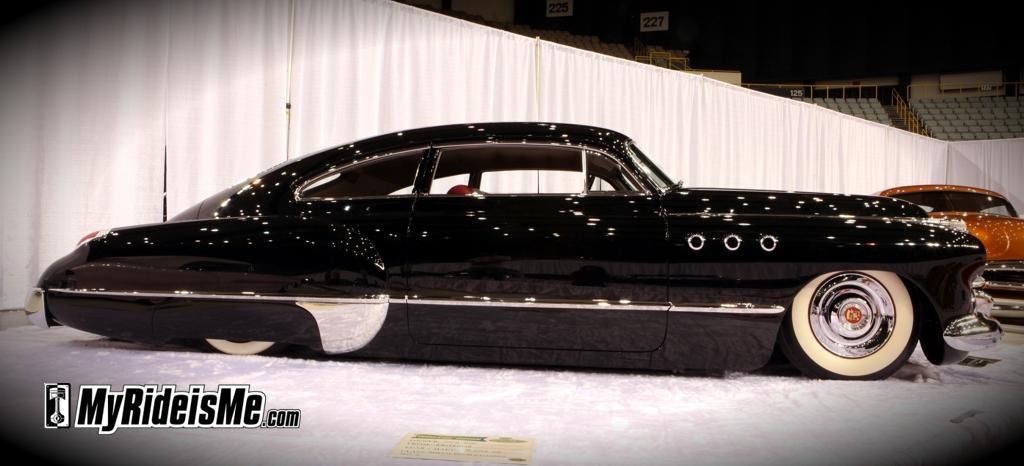 1949 Buick, custom car, kustom, Motorama