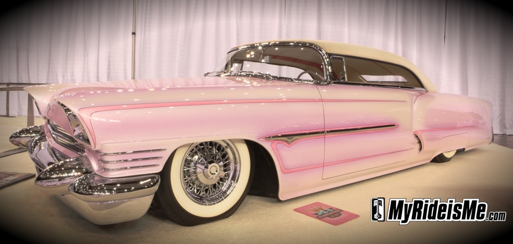 custom cars, Cadillac, John D'Agostino, Kustom DElegnace