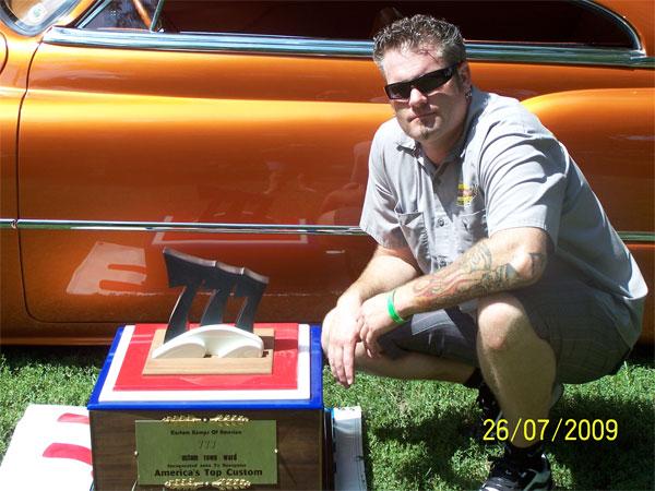 hot rod, Tim Strange,custom car