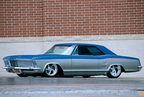 buick,riviera,custom car,pro-touring