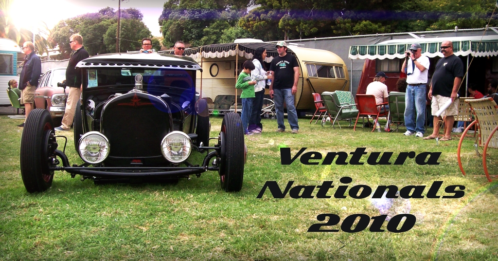 Ventura Nationals 2010, Primer Nationals 2010, car show, old cars