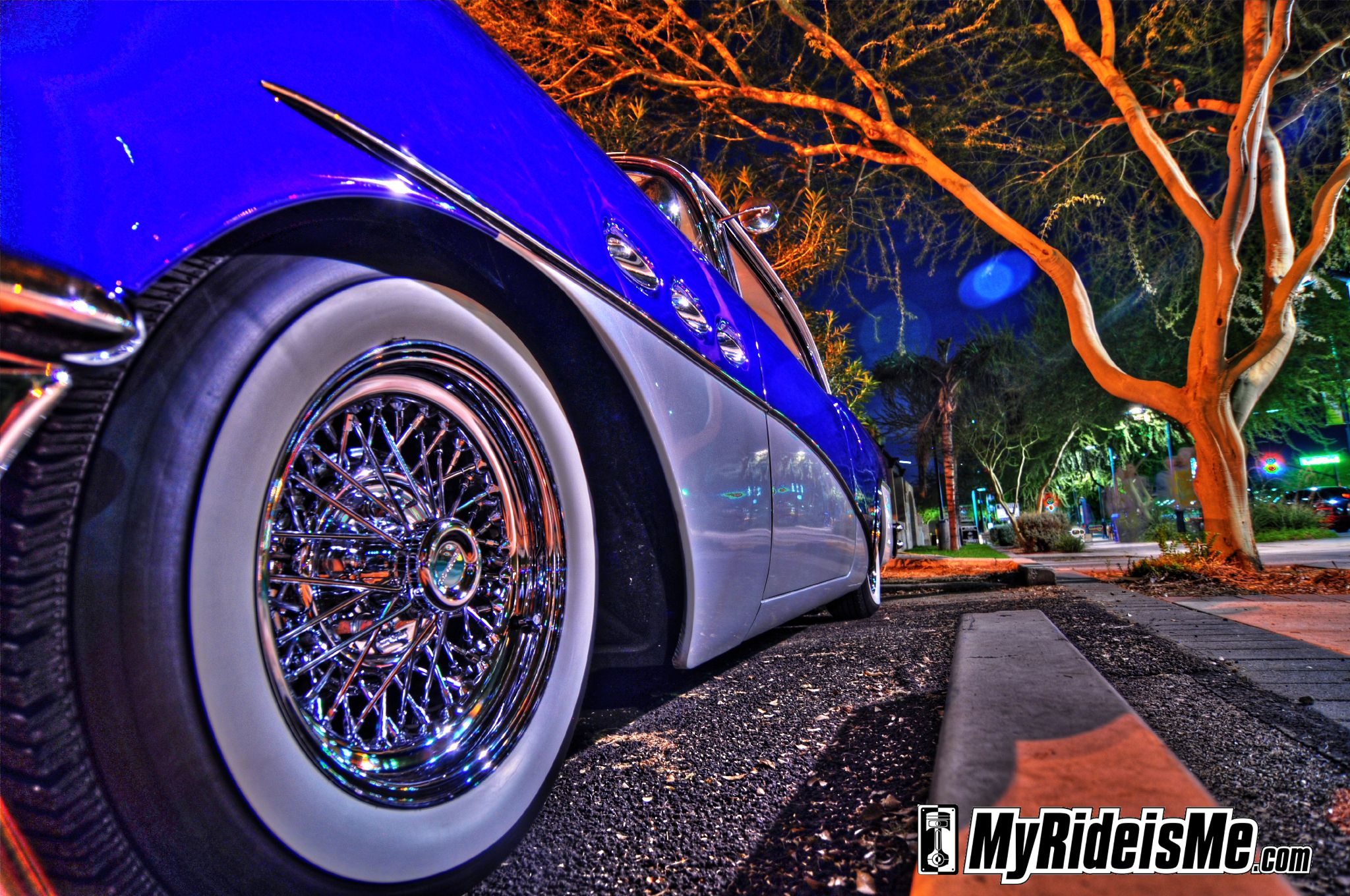 Custom Car Photography – HDR