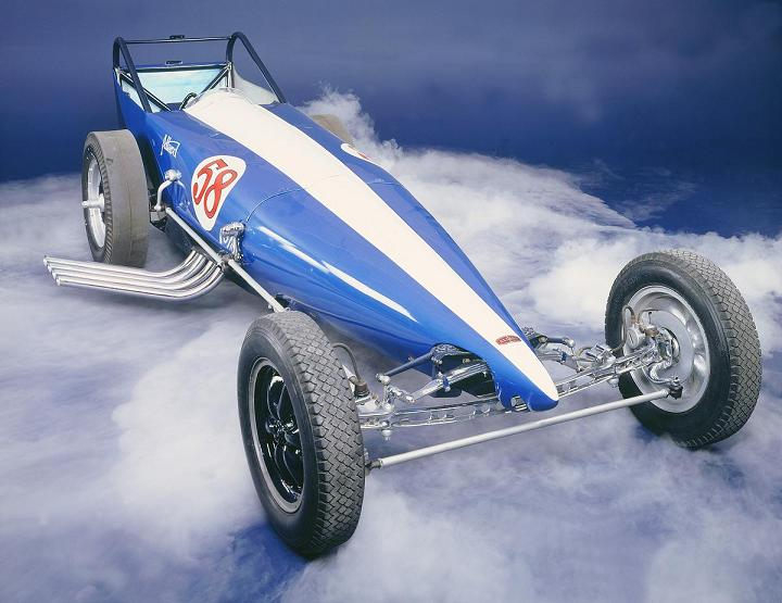Allard, Chrysler 1961, dragster