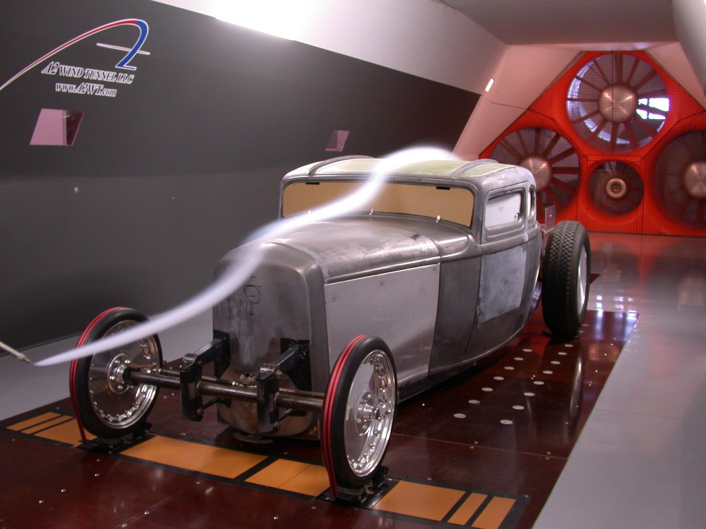 Race Tech in a Wind Tunnel for Bonneville and Drag Racing ...
