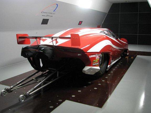 race tech, wind tunnel, Pro-Mod, Drag Race