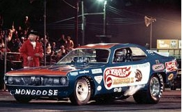 Drag Racing Legend Tribute: Don The Snake Prudhomme