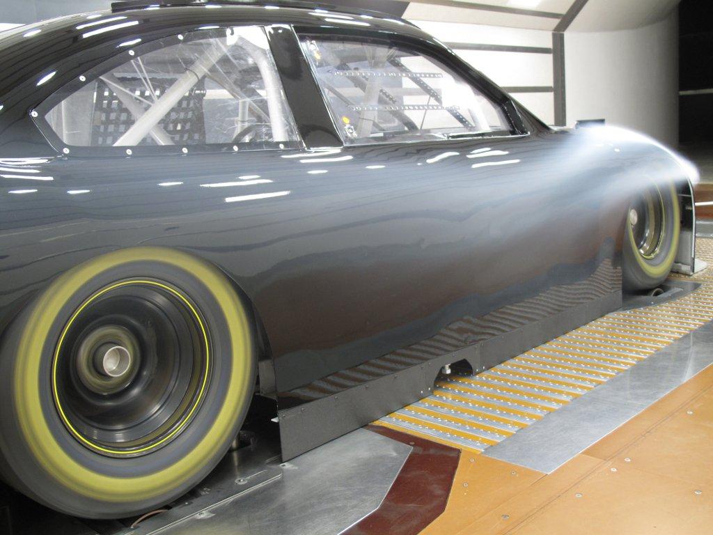 race tech, wind tunnel, testing, aerodynamics, nascar