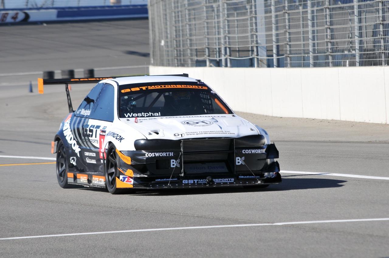 2010 Redline Time Attack, Time Attack, GST Motorsports, Subaru, Impreza GC8, Jeff Westphal