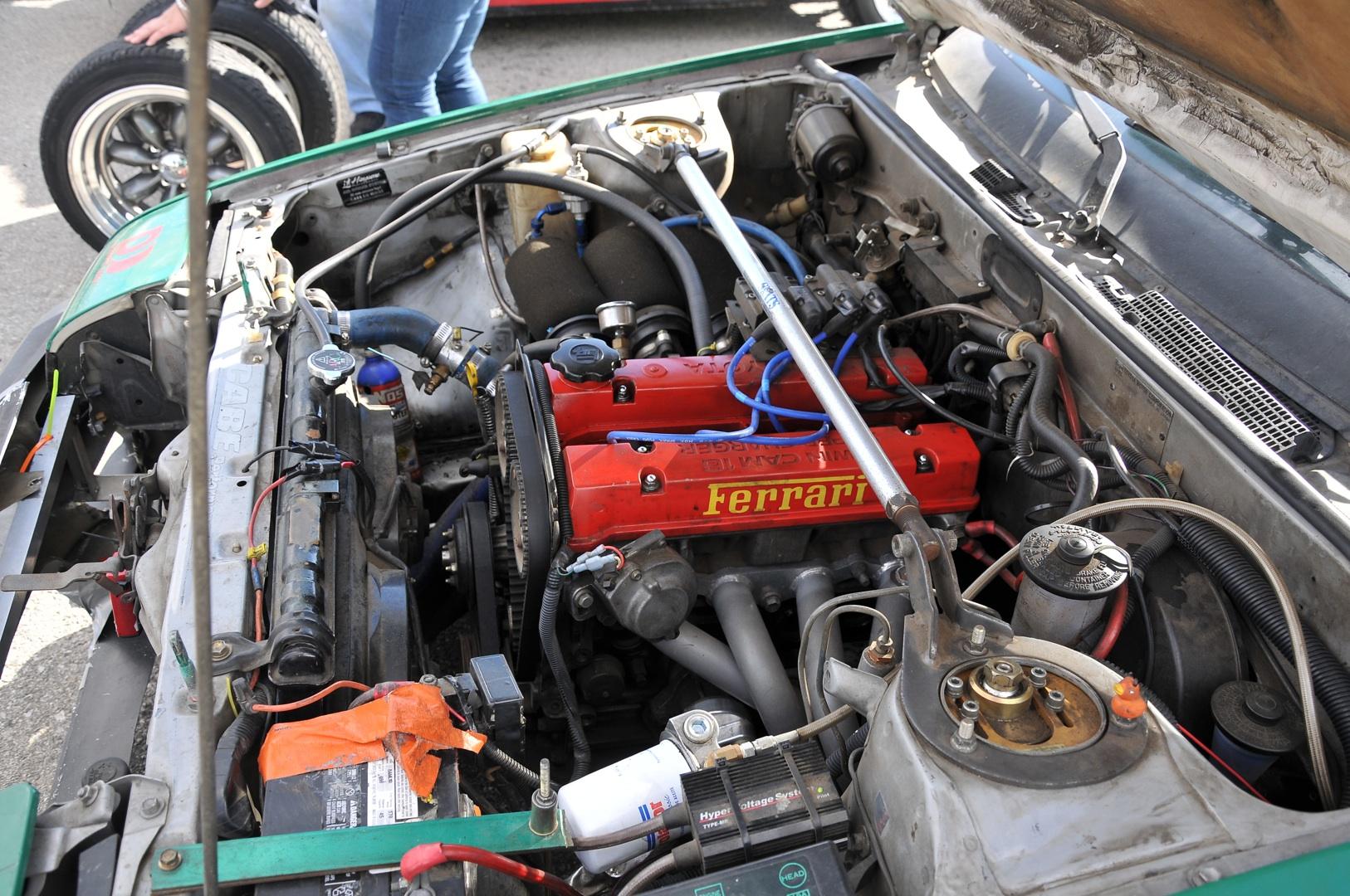 AE86, Chohdog, Steve Choh, engine