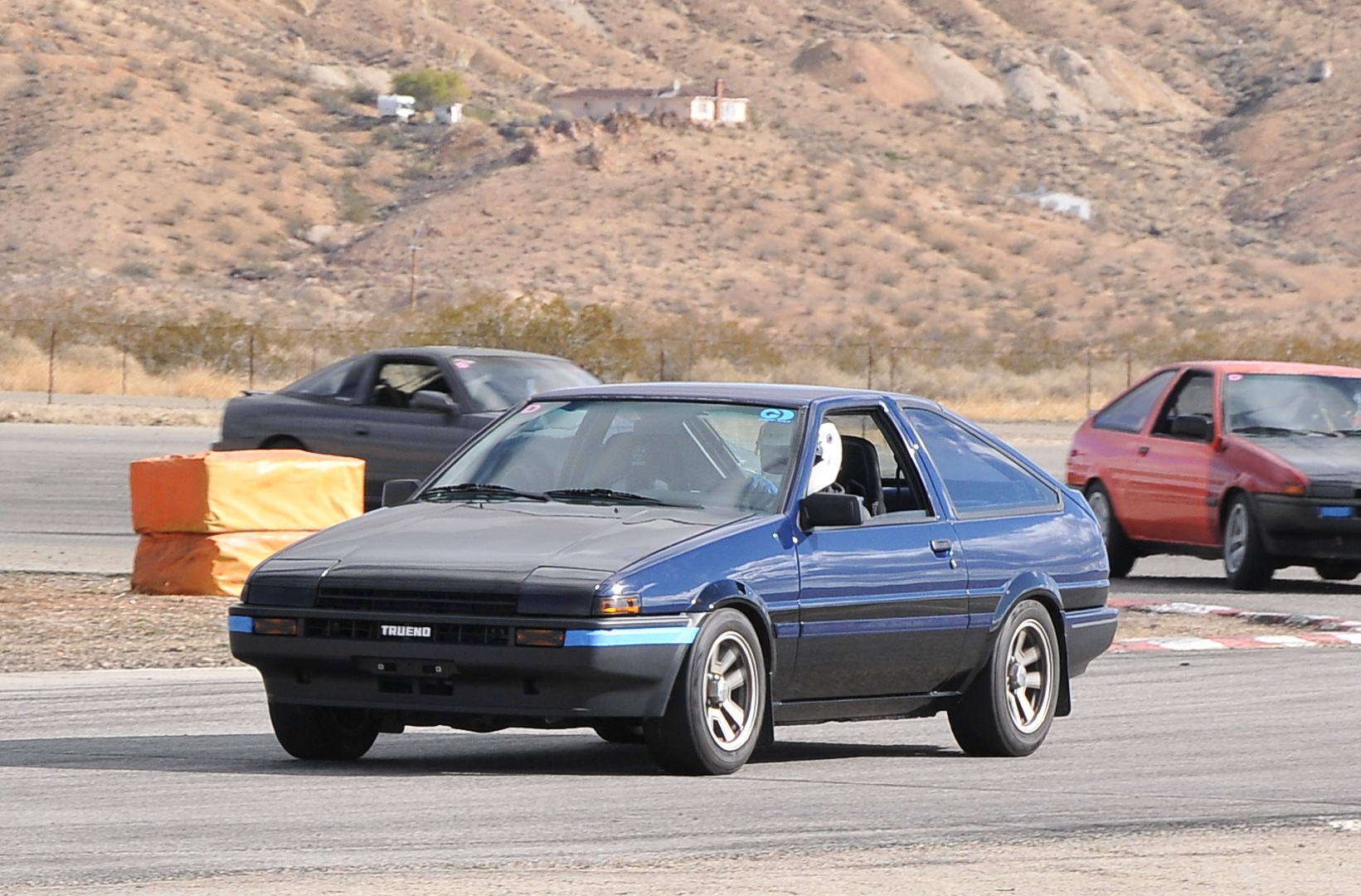 AE86, zenki, blue, hatch,track day, grip day,