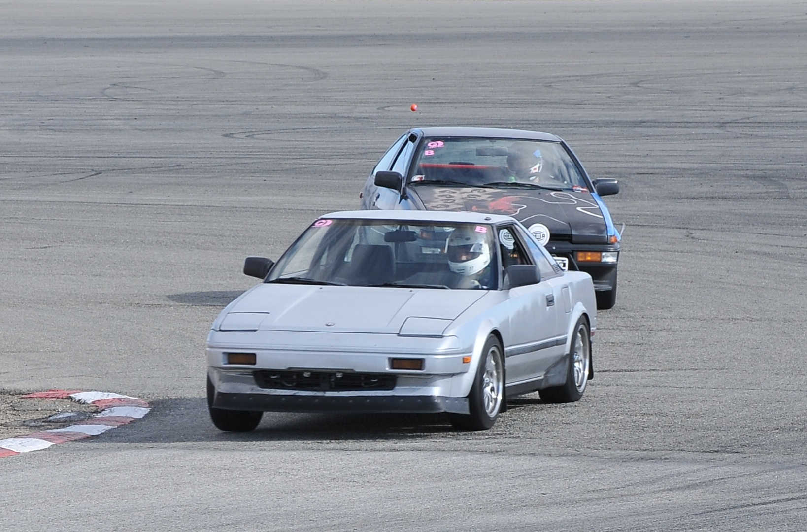 AW11, Mr2, silver, chased