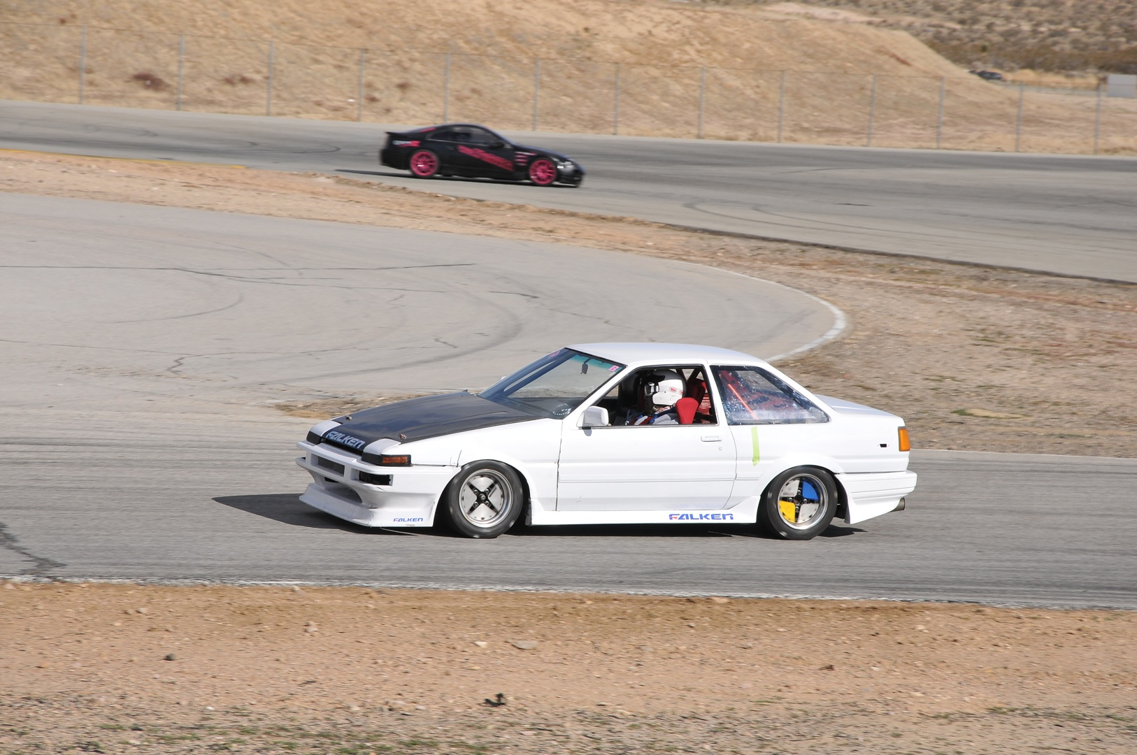 Ae86 Track Day At Willow Springs Is Ae86 Grip Day Fun