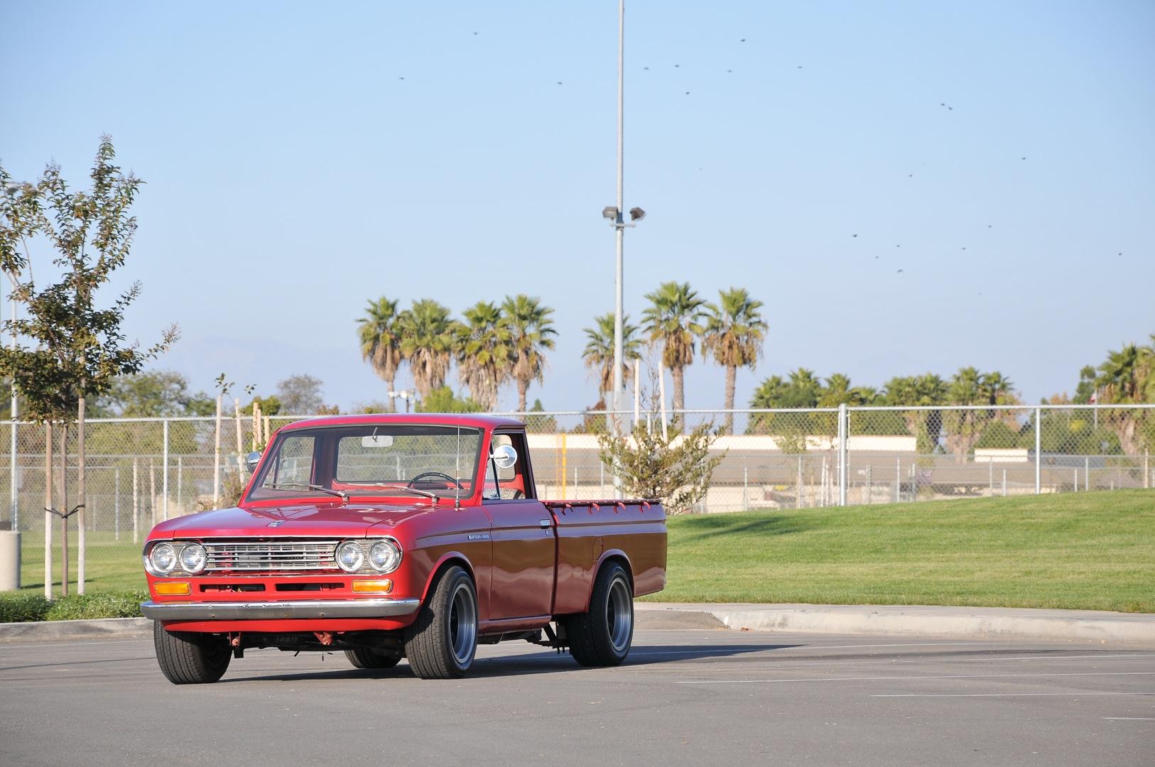 1969 Datsun 521 truck,Datsun 1300, Nissan ka24de
