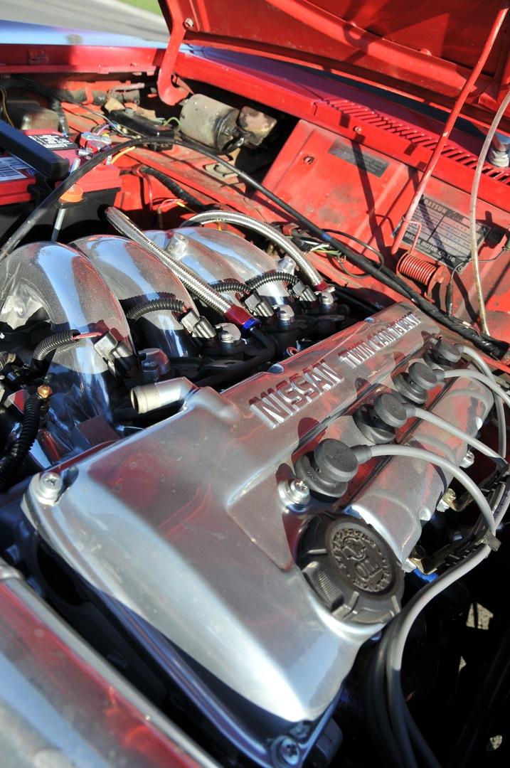 1969 Datsun 521 truck, Nissan ka24de engine,Nissan ka24de swap