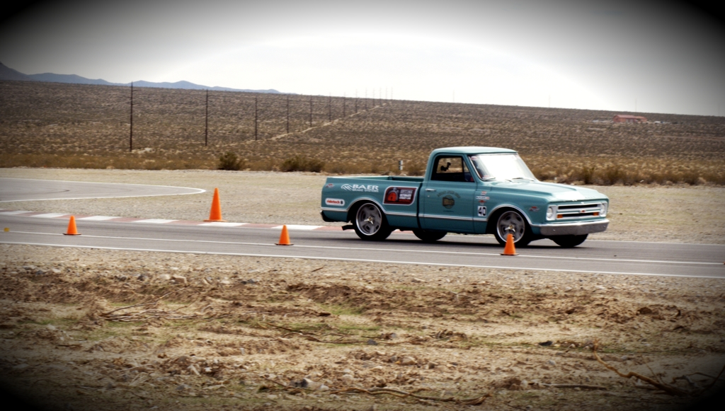 Ford Pickup, Street racing, optima ultimate street car challenge