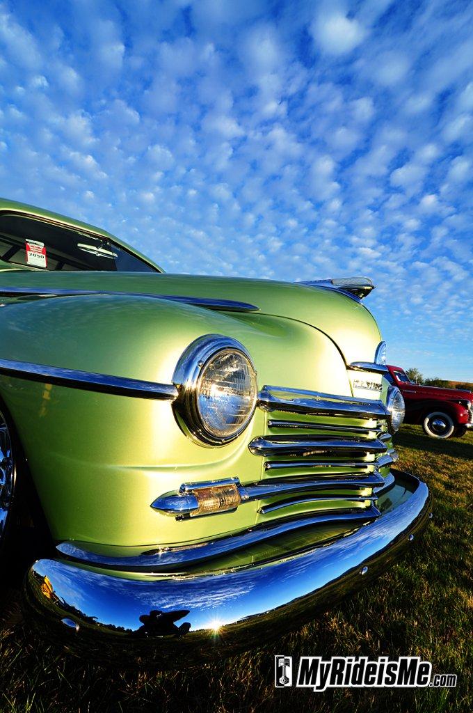 Custom Plymouth Coupe, Plymouth sedan, custom plymouth, 2010 Goodguys Scottsdale