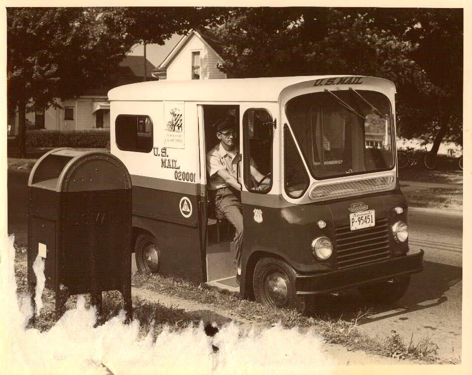 Jeep FJ3, Postal van, US Mail Van