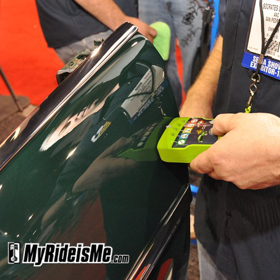 sema 2010, new products at SEMA,buying a classic car, inspecting a classic car